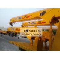 Quality 5 Ton Lifting Hydraulic Truck Crane Construction Machinery for 12.5 T.M Max Lifting Moment for sale