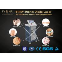 600W Diode Laser Machine , Spa Use Skin Rejuvenation MachineWith Cooling System