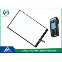 4 Inch Resistive POS Computer Touch Screen 4 Wire , FPC Single Touch Panel Manufactures