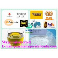 CAS 315-37-7 Injectable Anabolic Steroids Testosterone Enanthate 250mg/ml Manufactures