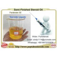 Superb Premade Trenbolone Oil Parabolan 50 Mg/Ml With Long Half Life For Bodybuilding Manufactures