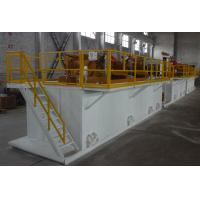 CBM exploration drilling mud recycling system for sale at Aipu solids control Manufactures