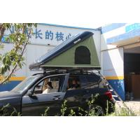 triangle tent Outdoor Tent car Roof Tent for big suv car use Manufactures