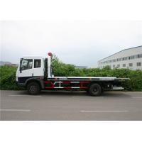 2.8L Emission Diesel Fuel Heavy Wrecker Trucks , Volvo Chassis Road Wrecker Manufactures