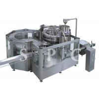 High Speed Beverage Filling Machine Glass Bottle Beer Liquid Filling Equipment Manufactures