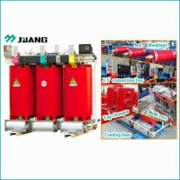 Quality Insulation Electric Dry Type Power Transformer 6Kv 11Kv Resin Cast 500 Kva Transformers for sale