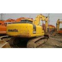Used Crawler Hydraulic Excavator Komatsu PC200-7 3800 Hours Under Good Condition Manufactures