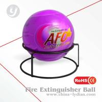 Portable Fire Extinguisher Ball CE Dry Powder For A , B , C Class Fire Manufactures