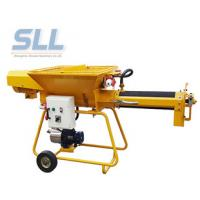High Efficiency Mortar Spraying Machine / Spraying And Plastering Machines Manufactures