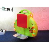Quality High Speed Green Gyroscopic Electric Unicycle 1 Wheel Electric Scooter Foldable for sale
