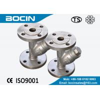 China BOCIN stainless steel y strainer filter ,  Boiler Feed Water filter on sale