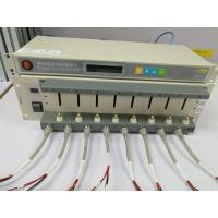Modular Design  Lithium Battery Capacity Tester 8 Channels Efficient Heat Dissipation System Manufactures