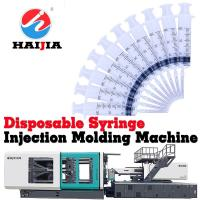 Plastic Injection molding machine specializing in the production of syringes Manufactures