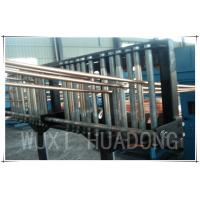AC Servo Drive Upward Continuous Casting Machine For Copper Rod Φ8mm Manufactures