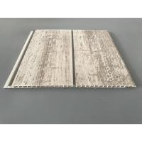 Buy cheap Slab Decorative PVC Panels Transfer Printing Durable 7mm Thick As Ceilings from wholesalers
