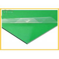 No Residue High Transparency PE Self Adhesive Protective Film For PMMA Sheets Manufactures