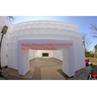 large inflatable cube tent outdoor inflatable party tent inflatable exhibition tent Manufactures