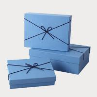 Professional Custom Paper Storage Boxes Colored Gift Boxes For Christmas Presents Manufactures