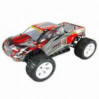 HSP 94111 1/10 Scale Electric 4WD Off-road Brontosaurus RTR RC Monster Truck Manufactures