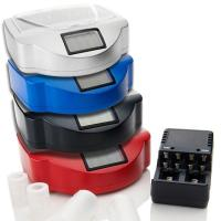 Quality LCD Smart Universal Battery Recharger For AA / AAA NI-MH NI-CD Battery for sale