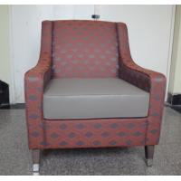 Hotel wooden fabric upholstery lounge chair ,hotel sofa,single sofa LC-0019 Manufactures
