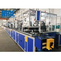 High Intelligent Needle Winding Machine Bldc Stator Production Assmebly Line Manufactures