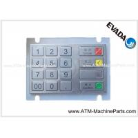 China Wincor Nixdorf ATM Parts EPP V5 Metal Keyboard / ATM Pinpad Weather Resistant on sale