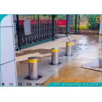 Electric Control Road Steel Traffic Barrier Parking Bollards 5-10S Rise Time Manufactures