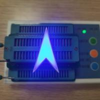 Ultra Red/Blue Bicolor Arrow LED Display  Common Anode For Elevator Manufactures