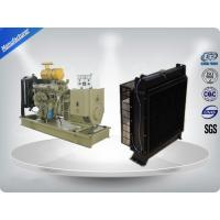 Water Cooling Cycle 4 Stroke Diesel Generator Set Reliable Speed Controllers Manufactures