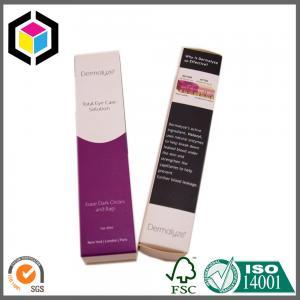 Elegant Design Perfume Bottle Paper Packaging Box; Custom Color Perfume Box Manufactures