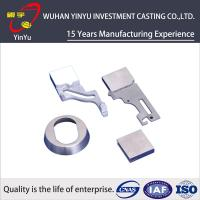 Polished Small Metal Part Casting , Investment Cast Steel Parts For Machine Manufactures