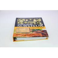 Personalised A4 Cook Book Printing With Full Color / Glossy Vanish Manufactures