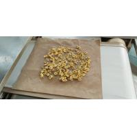 Microwave Drying Experiment of Chrysanthemum Manufactures