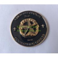 navy challenge coin Manufactures