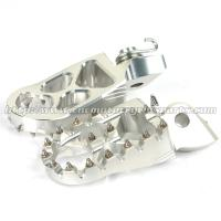 KTM SX EXC SXF Dirt Bike Foot Pegs MX Footpegs Foot Pedal With Stainless Steel Teeth Manufactures