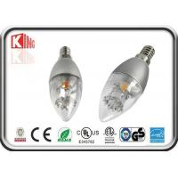 Replace 40W Incandescent light CE Certification Candle Led Bulb for Chandelier Manufactures