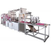 Fast Speed Auto Packing Machine Hand Foot And Hair Mask Making 40-50 Pairs / Min Manufactures