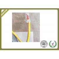China Systimax Cat6 Patch Cable 3 Feet Length Solid Bare Copper Conductor on sale
