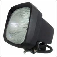 55 Watt 12 Volt Xenon HID Work Lights 3600lm Motorcycle Hid Lights Heavy Duty Manufactures