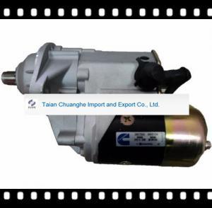 Cummins 6BT starter motor 3957593 Manufactures