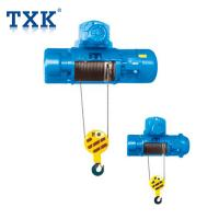 China Certificates Approved Electric Cable Hoist F Insulation Grade , CD / MD  Model Electric Hoist With Remote Control on sale