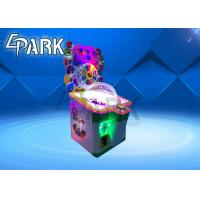 Attractive Crane Game Machine / Coin Operated Candy Machine Manufactures