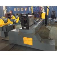 Quality High Accuracy CNC Plasma Metal Cutter With 1 Flame Torch And 1 Plasma Torch for sale