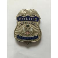 Newest Design Stainless Steel Metal Police Money Clips For Men Manufactures