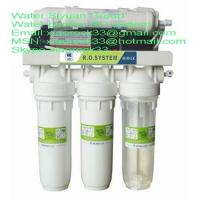 China domestic water purifier with reverse osmosis system on sale