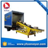China Automatic Truck Loading and Unloading Conveyor on sale