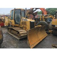 99hp Second Hand Bulldozers D5g Cat Used Crawler Bulldozer With Blade Manufactures