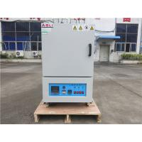 High Temp Furnace , High Temperature Ovens Powder Poated 1200 Deg C Manufactures