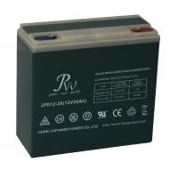 12V 20AH Rechargeable Sealed Lead Acid Battery For Electric Scooter / Electric Bicycle Manufactures